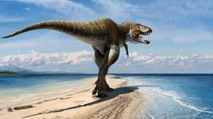 Lythronax. http://www.theguardian.com/science/2013/nov/06/king-gore-tyrannosaurus-rex-lythronax-argestes-dinosaur