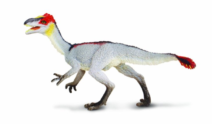 Dilong, an early tyrannosaur, by Safari Ltd.